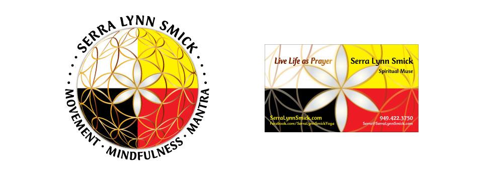 Logo Design: Serra Lynn Smick