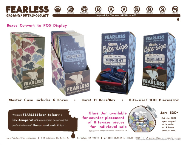 Fearless Chocolate