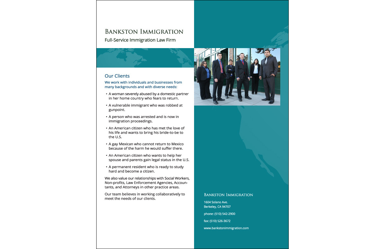 prospectus on immigration Admissions prospectus academics  immigrant rights clinic  that are submitted to the department of homeland security us citizenship and immigration services.